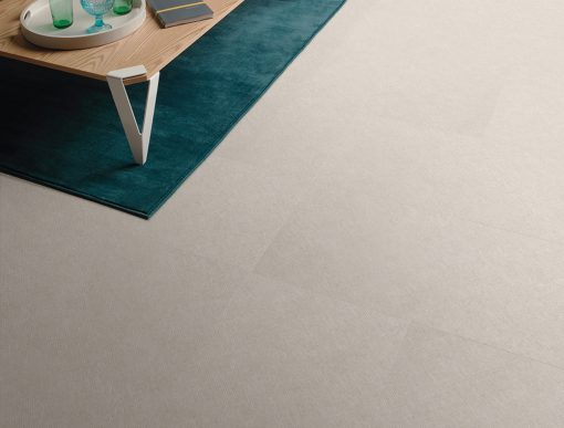 vinylová podlaha lepená Amtico First SF3A1370 Monsoon Cream v interieru