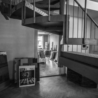 Vzorkovna podlahy Praha fotografie 27