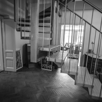 Vzorkovna podlahy Praha fotografie 30