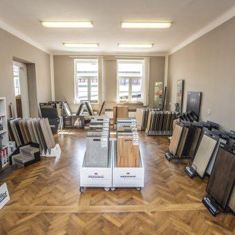 Vzorkovna podlahy Praha fotografie 40