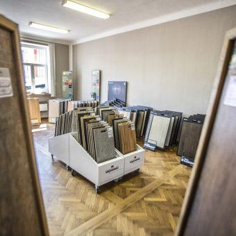 Vzorkovna podlahy Praha fotografie 42