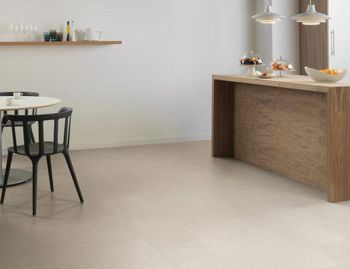 vinylova podlaha lepena Amtico First SF3S6133 Sift Stone Canvas v interiéru 2