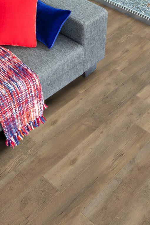 vinylova podlaha lepena Gerflor Creation 30 Rustik Oak GERC30 0445 v interieru