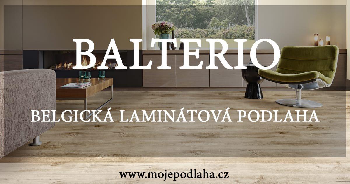 laminatova podlaha balterio