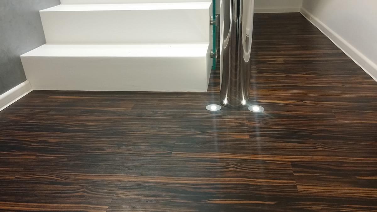 vinylová podlaha - naše realizace podlahy