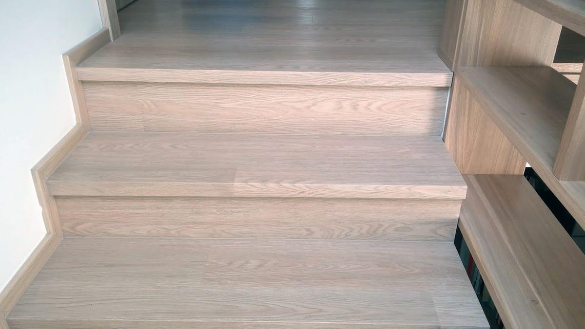 vinylove schody nos