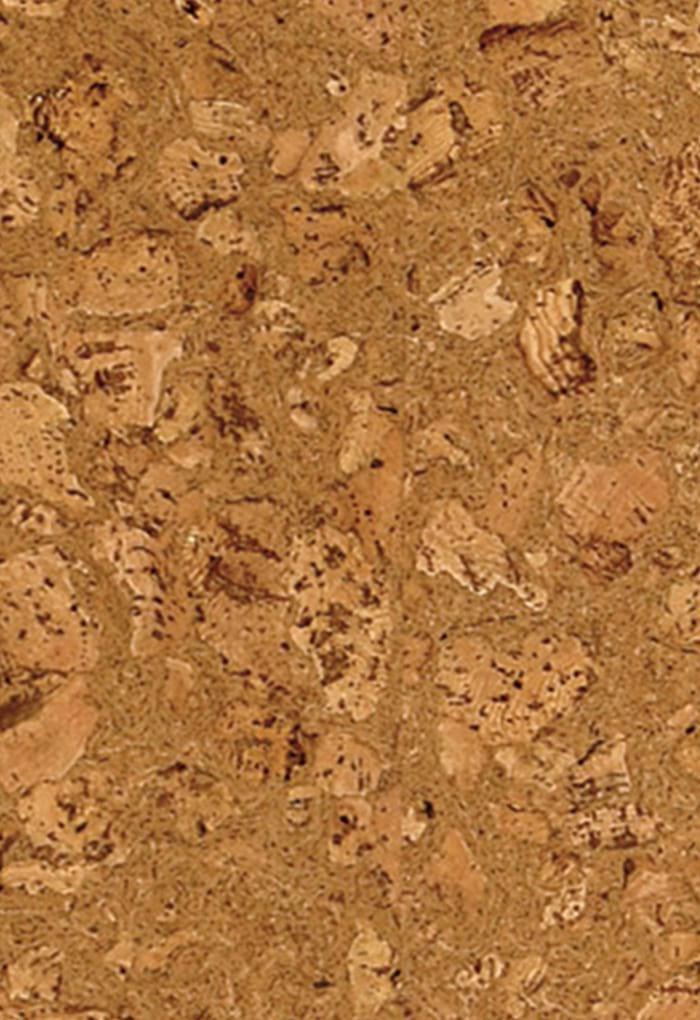 Korková plovoucí zámková podlaha.