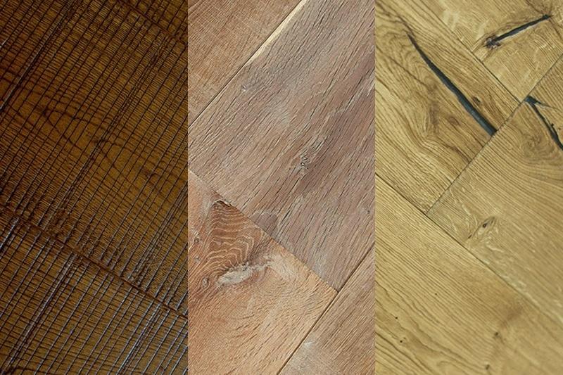 mp9Třívrstvá dřevěná podlaha.