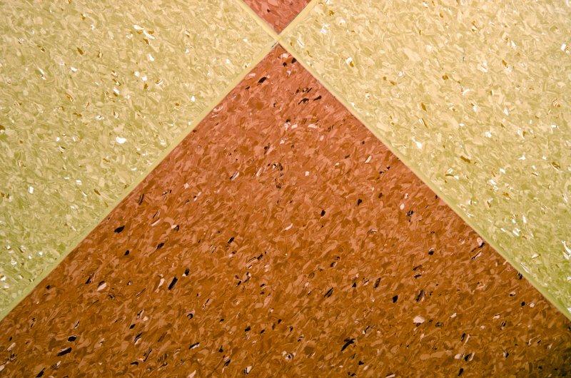 Přírodní linoleum – marmoleum vzory.