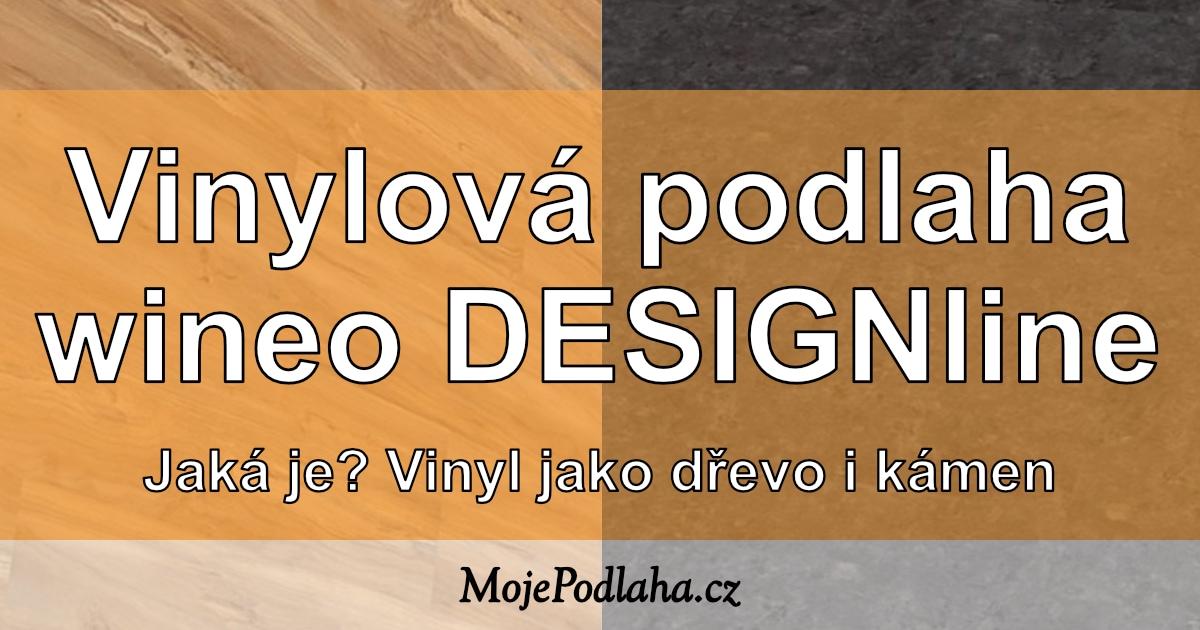Vinylová podlaha wineo DESIGNline.